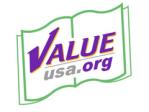 Logo of ValueUSA.org