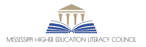 Logo of Mississippi Higher Education Literacy Council